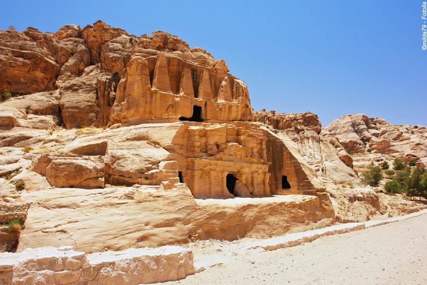 Image De la route des Rois à Aqaba