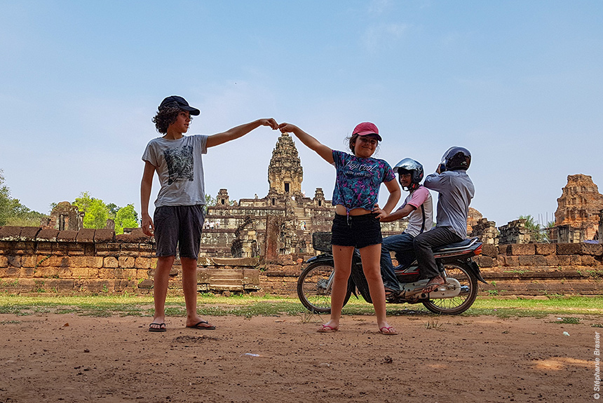 Voyage à pied : Vous n\'avez pas Angkor tout vu !