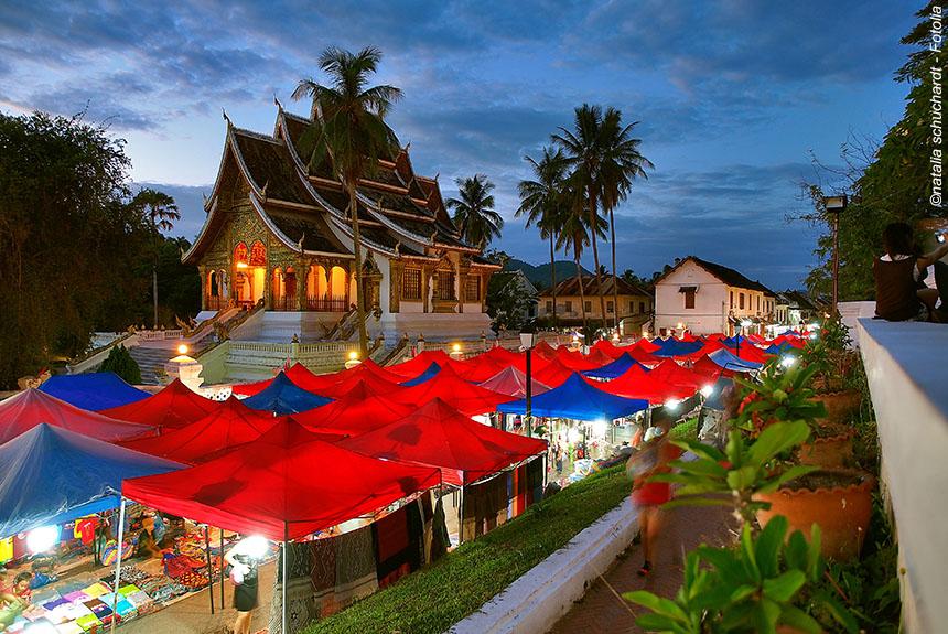 Voyage à pied : De Luang Prabang à Angkor