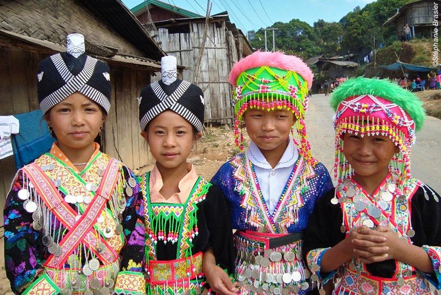 Voyage à pied Laos : Luang Prabang, trek et Mekong