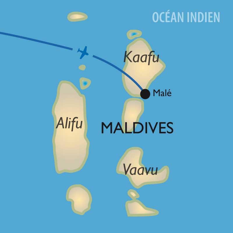 Carte Extension Maldives