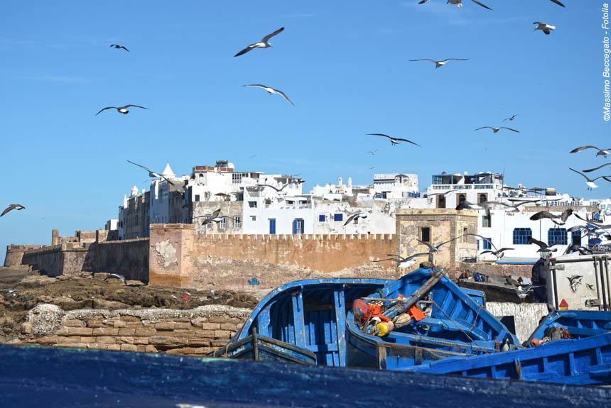 Voyage à pied Maroc : Essaouira et la côte Atlantique
