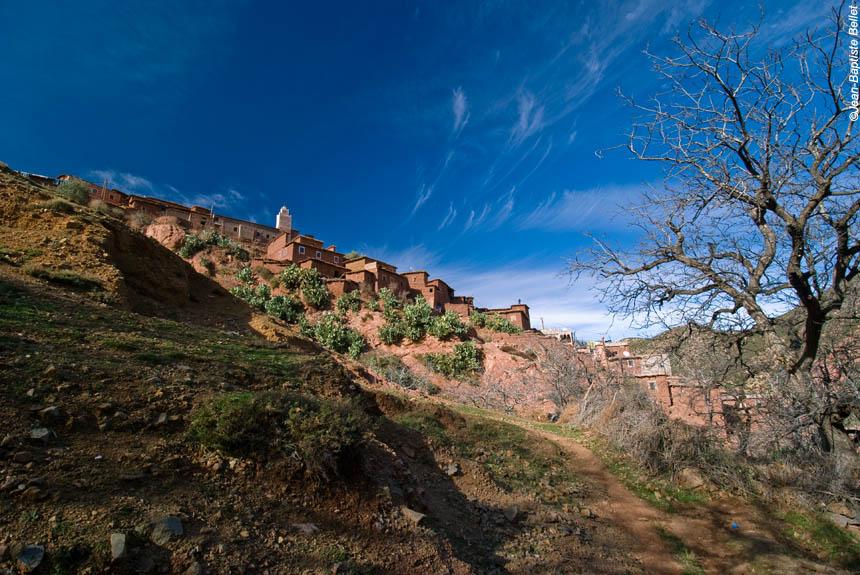 Image Au pays du Toubkal au rythme des Tazerdounes