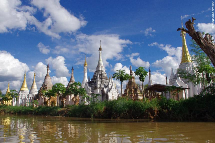 Voyage à pied Birmanie : Balades birmanes en liberté
