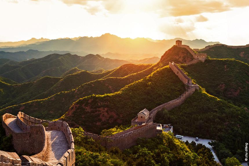 Voyage à pied : Chine - Mongolie, de la Muraille de Chine au désert de Gobi
