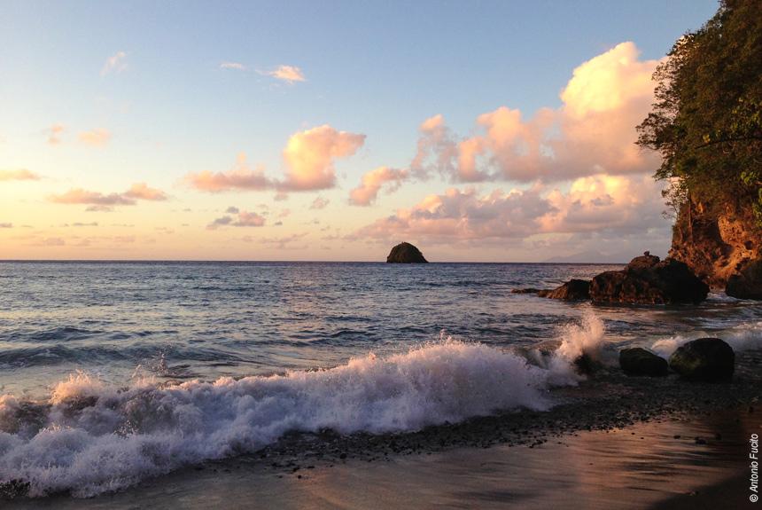 Voyage à pied Martinique : Randonnées et baignades en Martinique