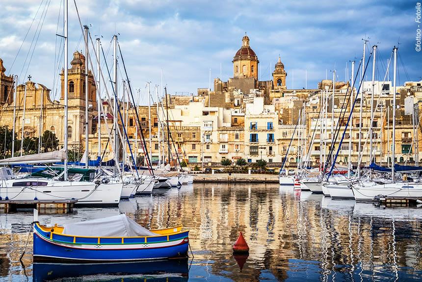 Voyage à pied Malte : Malte et Gozo, un archipel au cœur de la Méditerranée