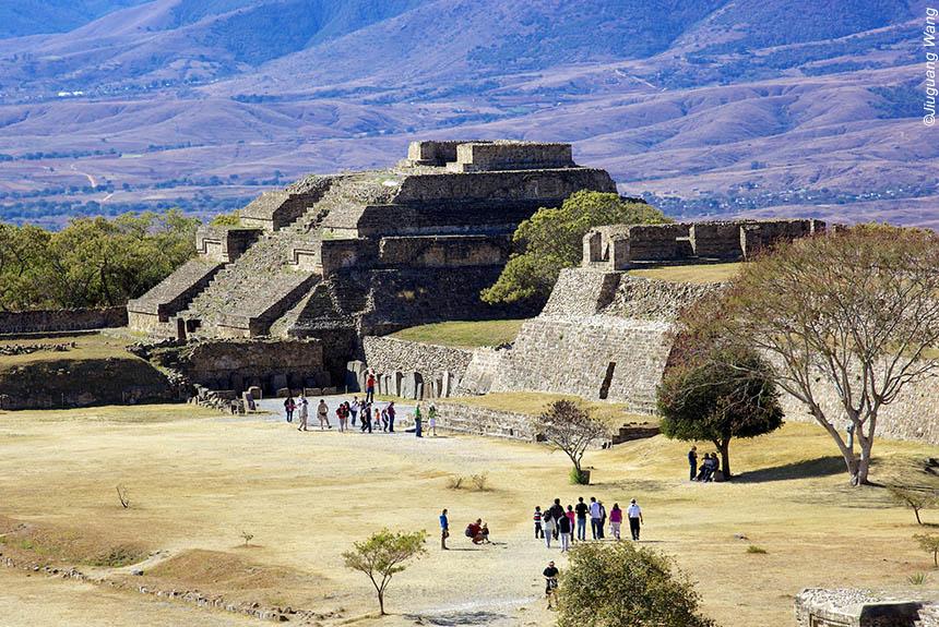 Voyage à pied Mexique : Sur les traces des civilisations anciennes