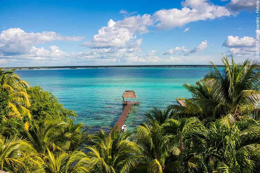 Voyage à pied Mexique : Les merveilles du Yucatan