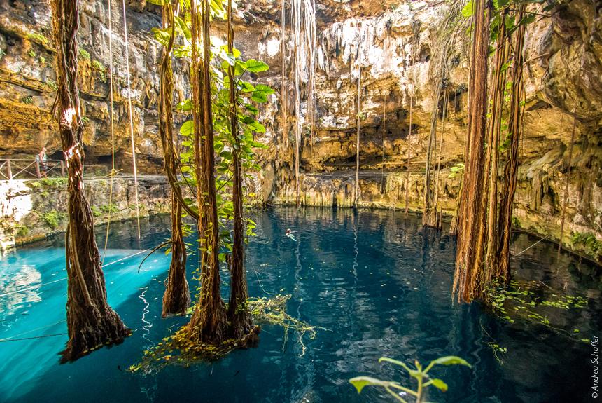 Image Les merveilles du Yucatan