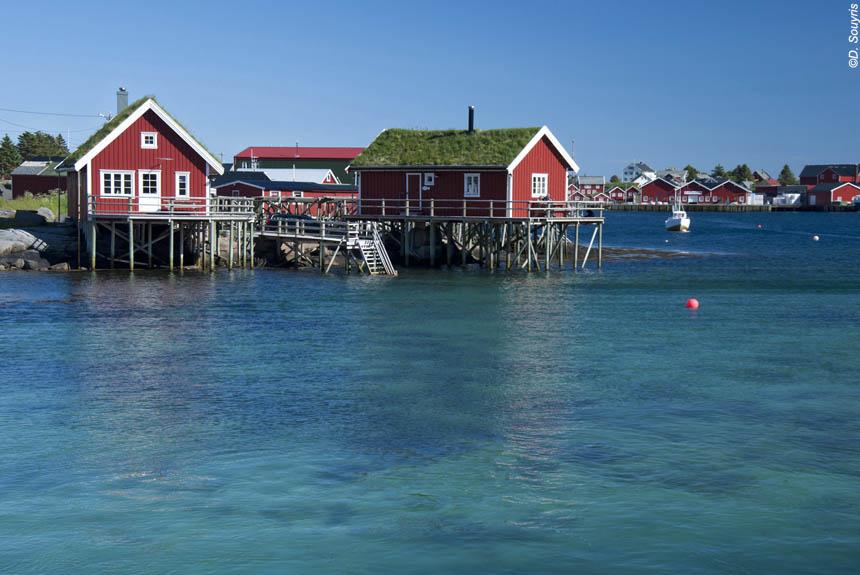 Voyage à pied : Les îles Lofoten, au pays des Vikings !