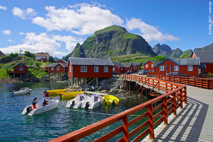Les îles Lofoten - Au pays des Vikings