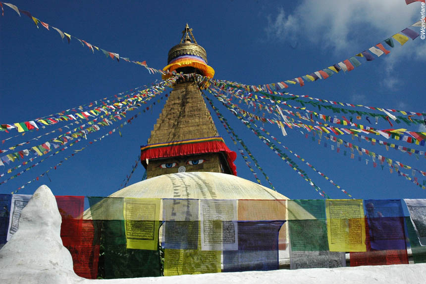 Voyage à pied : Des Annapurnas à Katmandou, à la croisée des chemins
