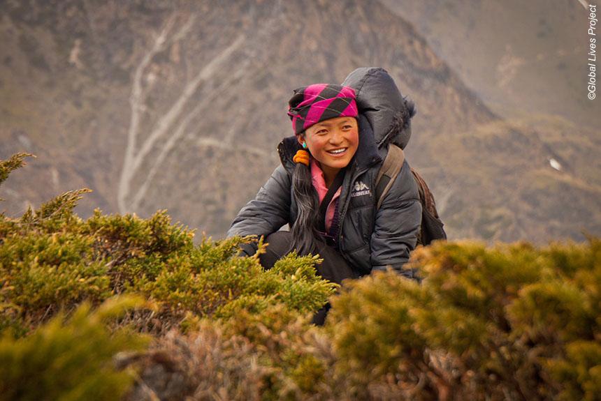 Voyage à pied : Vallée de la Tsum