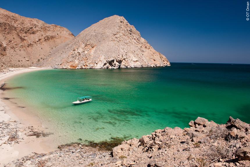 Voyage à pied Oman : Extension à la péninsule du Musandam.