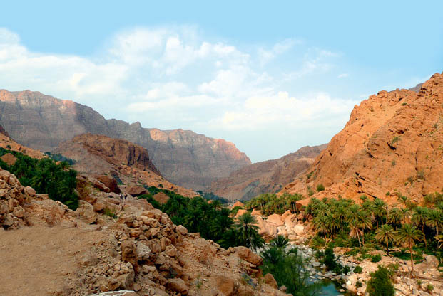 Les trésors du Sultanat d'Oman