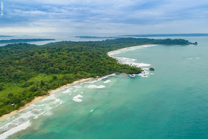 Voyage à pied : L\'archipel de Bocas del Toro