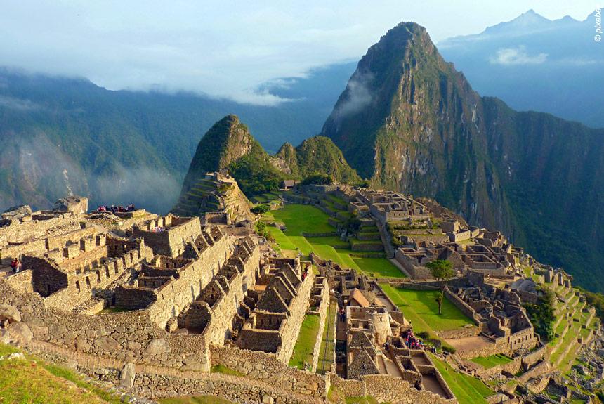 Image Du Machu Picchu à la Cordillère Blanche