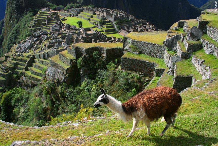 Terres sacrées des Incas