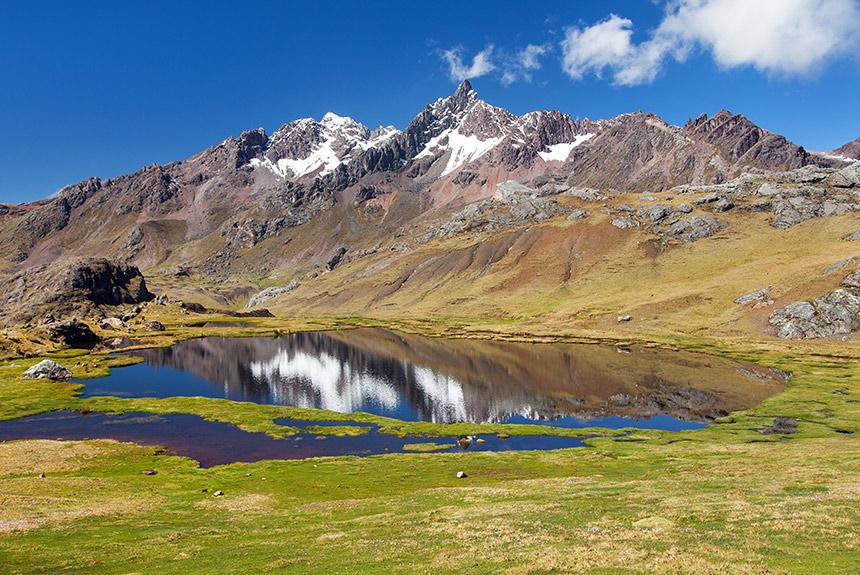 Voyage à pied : Canyon de Colca, Machu Picchu et Ausangate