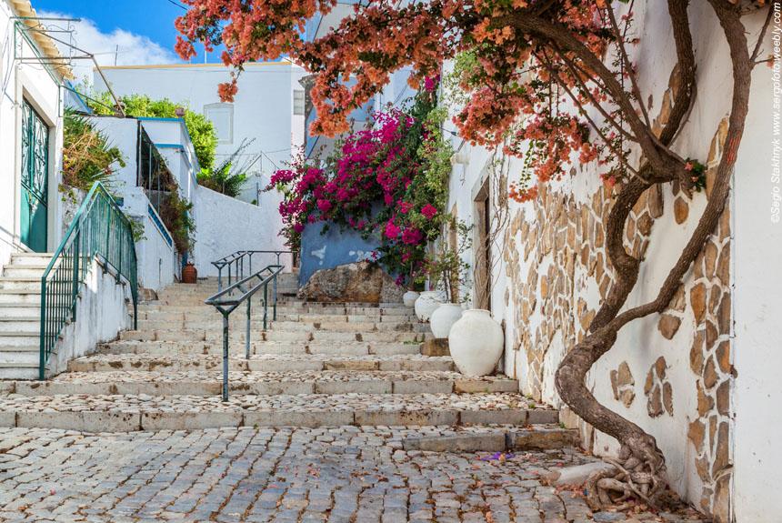 Image Criques sauvages, monts et villages blancs d'Algarve