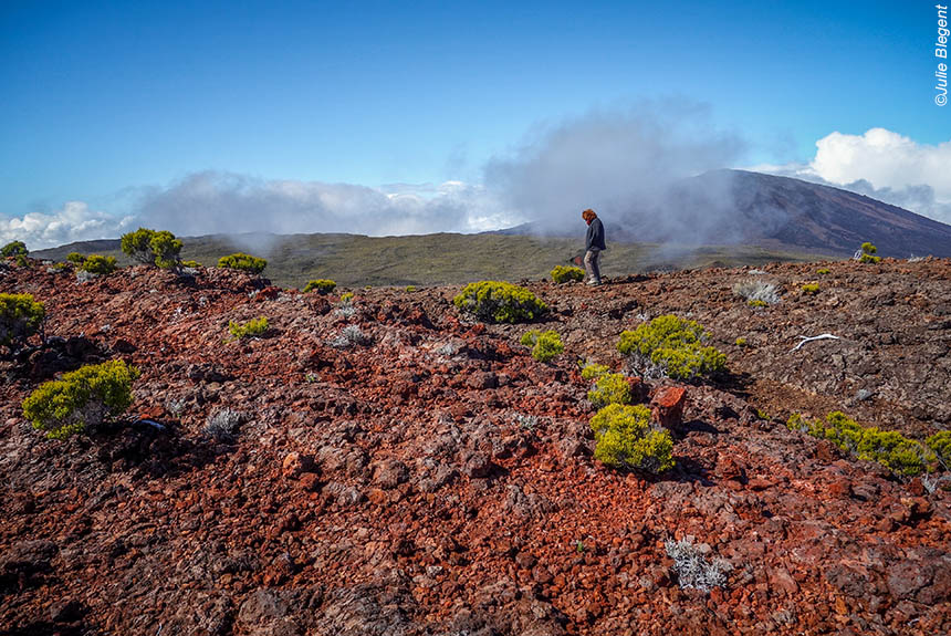 Voyage à pied Réunion : De cirques en volcan, passionnément !