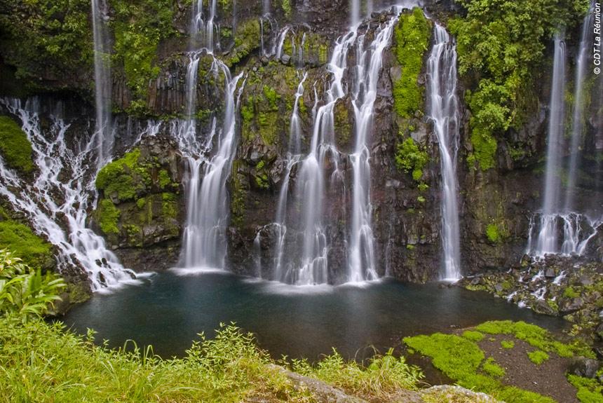 Voyage à pied Réunion : Rando tout en \