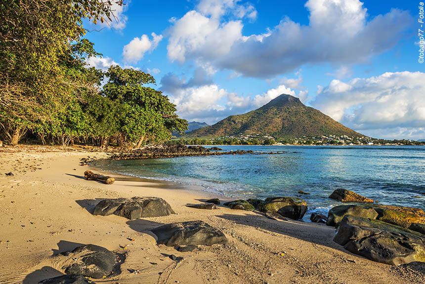 Voyage à pied : îles des Mascareignes