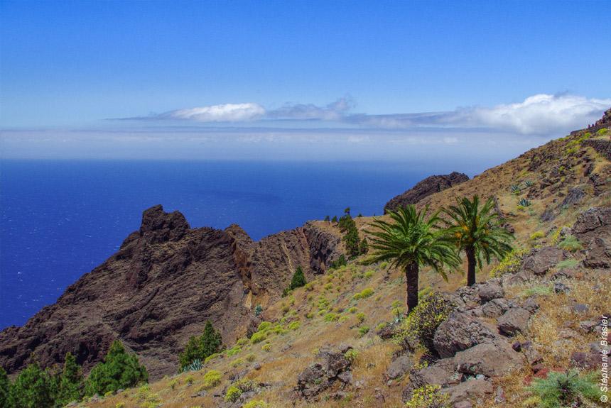 Voyage à pied Espagne : La Gomera