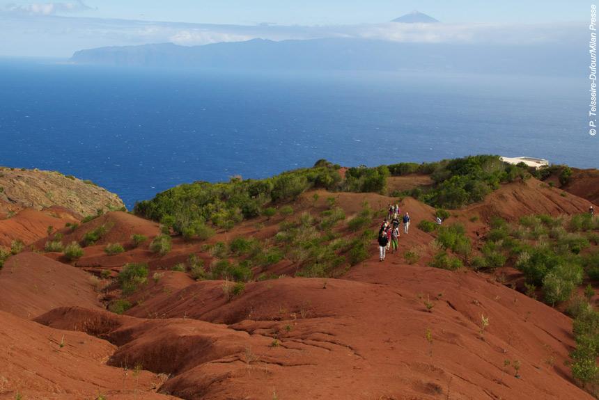 Voyage à pied Espagne : Gomera, la isla ecologica