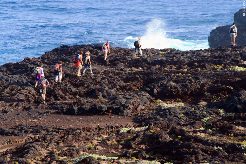 Image Hierro, l'île du
