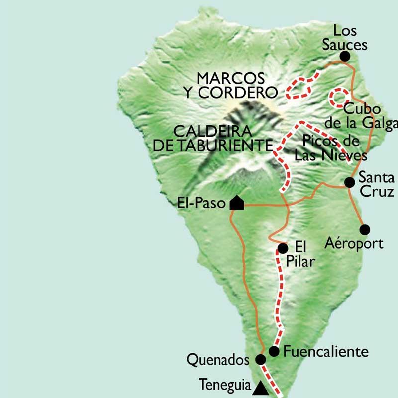 Trek Canaries : La Palma en liberté