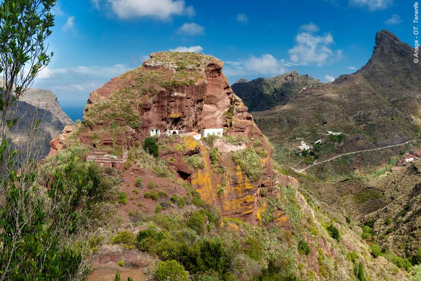 Voyage à pied : Itinérance à Tenerife