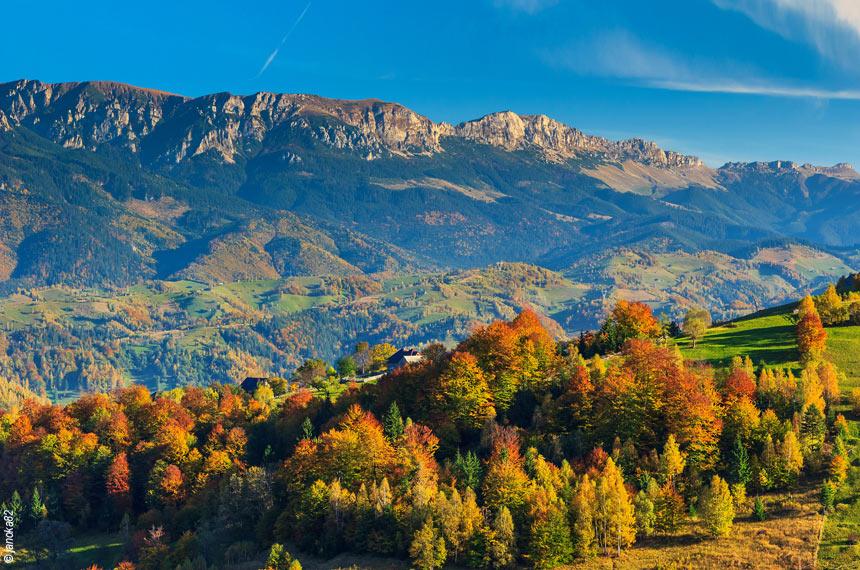 Voyage à pied : Au coeur des Carpates de Transylvanie