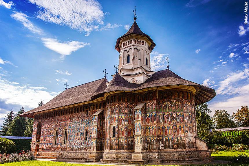 Voyage à pied : Monastères et villages de Bucovine