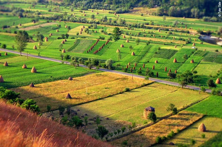Image Monastères et villages de Bucovine