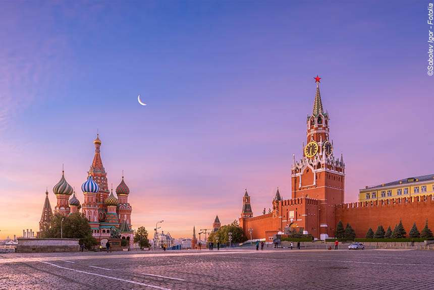 Voyage à pied Russie : L\'Anneau d\'Argent