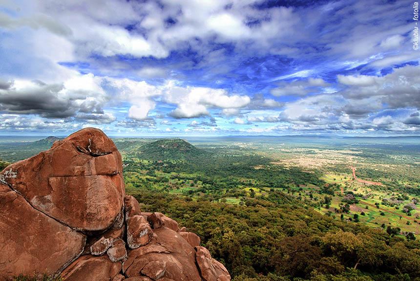 Voyage à pied : Pays Bassari et Parc du Niokolo Koba