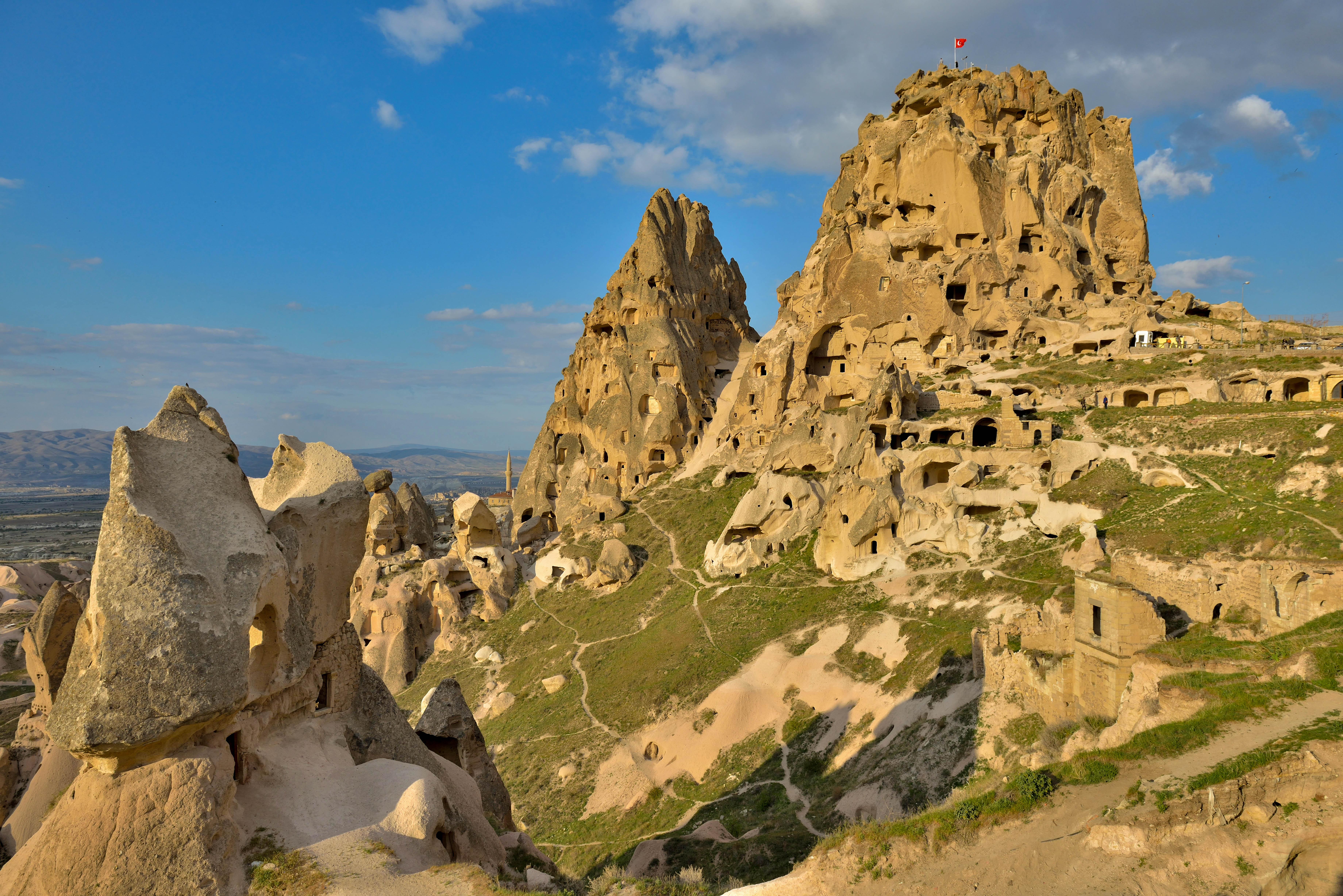 Voyage à pied Turquie : La Cappadoce