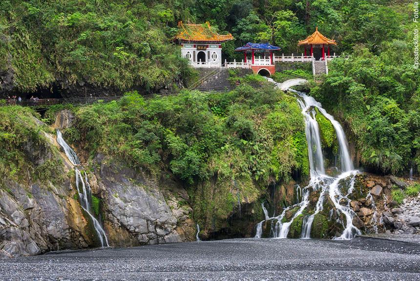 Voyage à pied Taiwan : A la découverte de l\'île de Formose