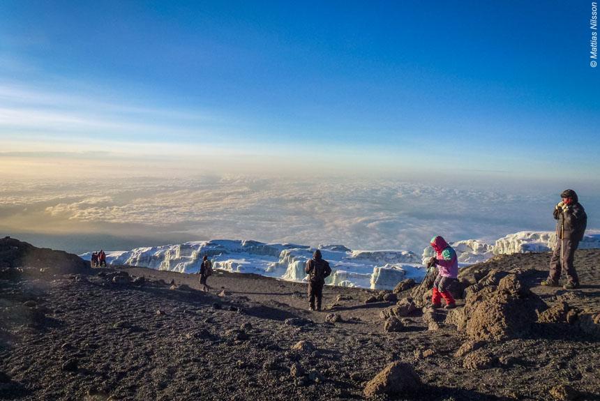 Voyage à pied : Ascension du Kilimandjaro, voie Machamé